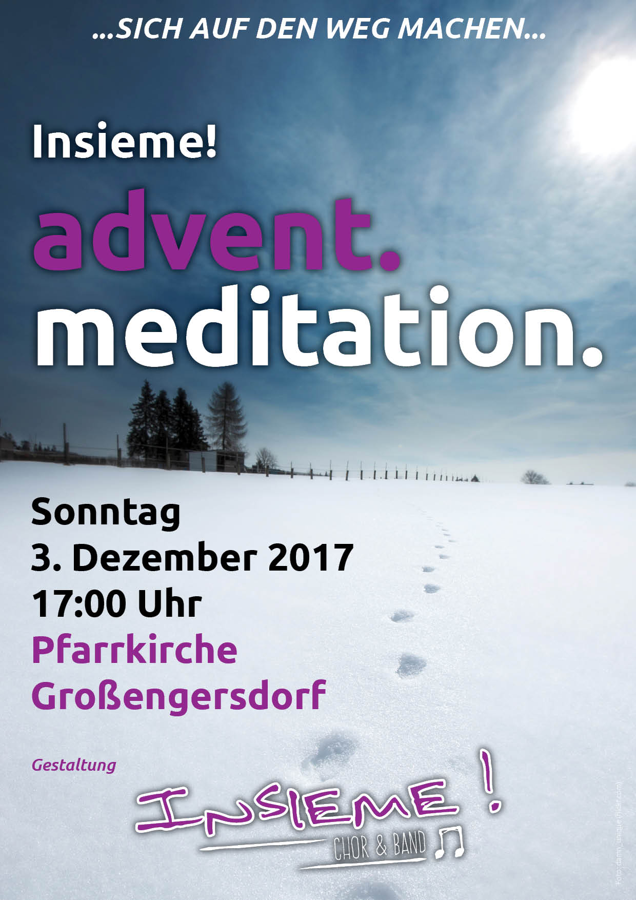 Advent. Meditation.